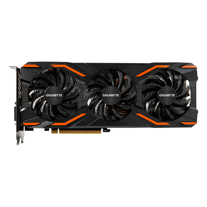 GeForce GTX 1080 D5X 8G, 1607 - 1771MHz, 8GB GDDR5X, Graphics Card