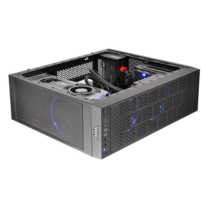 Affinity Liquid Cooled HTPC