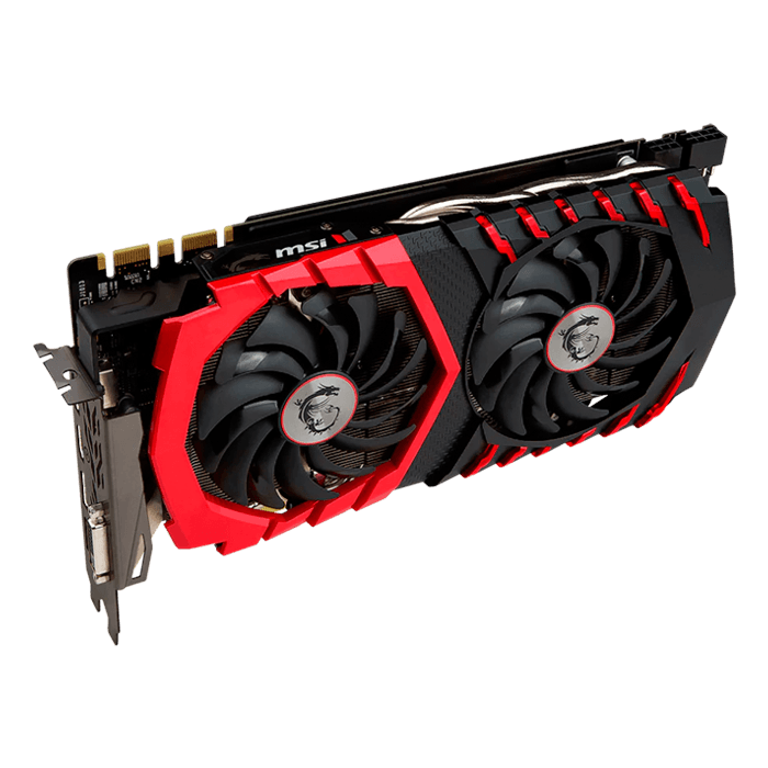 GeForce GTX 1080 GAMING 8G, 1607 - 1771MHz, 8GB GDDR5X, Graphics Card
