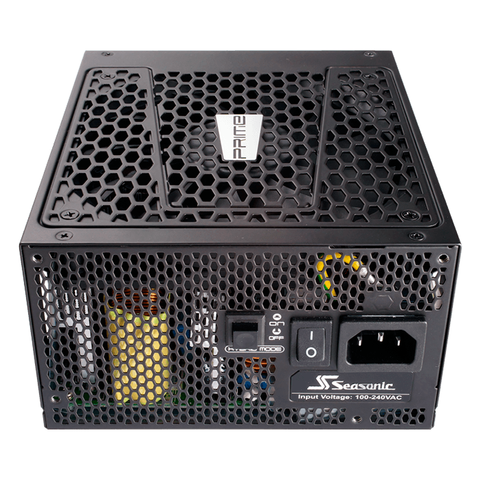 PRIME Platinum, 80 PLUS Platinum 750W, Fully Modular, ATX Power Supply