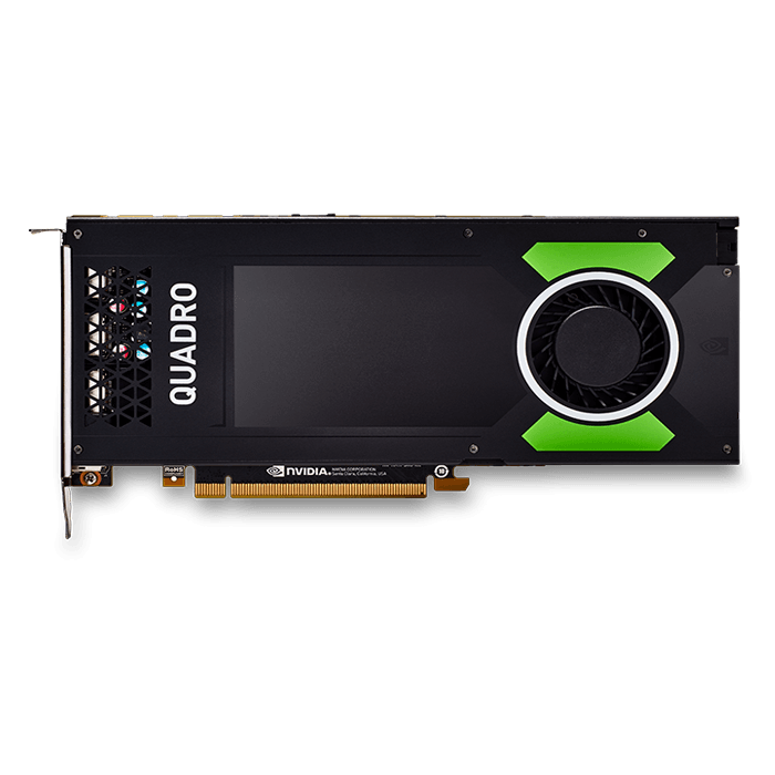 Quadro P4000 VCQP4000-PB, 8GB GDDR5, Graphics Card