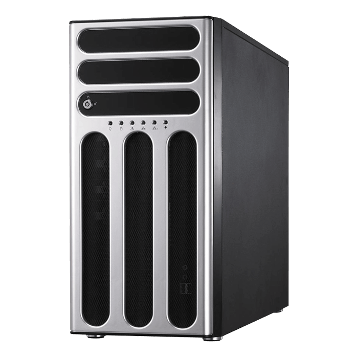 TS700-E8-PS4 V2, Tower, Intel C612, 4x SATA/SAS, 16x DDR4, Dual 1Gb Ethernet, 1200W PSU