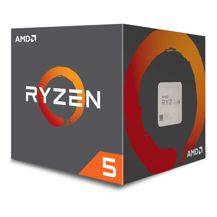 Ryzen™ 5 1600X 6-Core 3.6 - 4.0GHz Turbo, AM4, 95W TDP, Processor