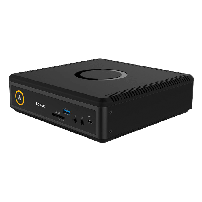 "ZBOX E MAGNUS EN1060K, Intel Core i5-7500T, 2x DDR4 SO-DIMM, M.2, 2.5"" HDD/SSD, NVIDIA® GeForce GTX 1060 6GB, Mini PC Barebone"