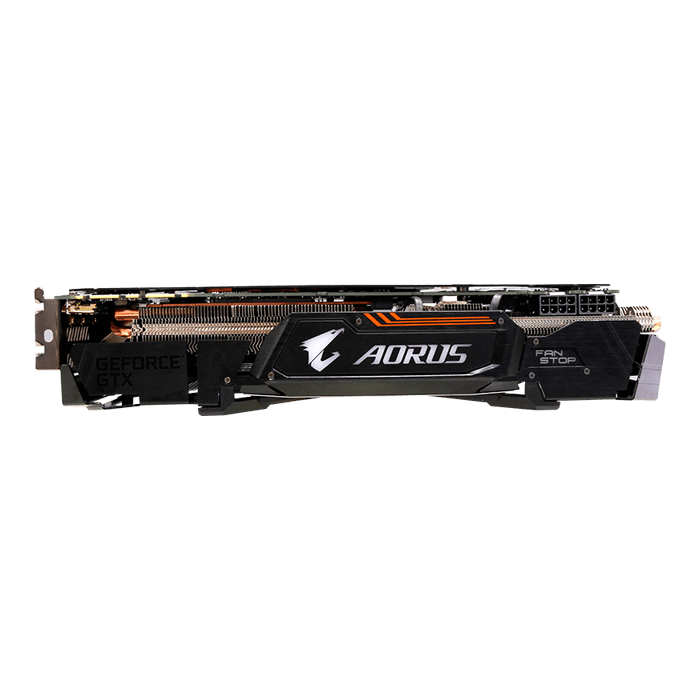 GeForce GTX 1080 Ti AORUS Xtreme Edition 11G, 1607 - 1746MHz, 11GB GDDR5X, Graphics Card