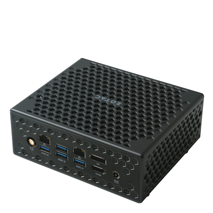 Zotac CI547 Nano Ultra Small PC