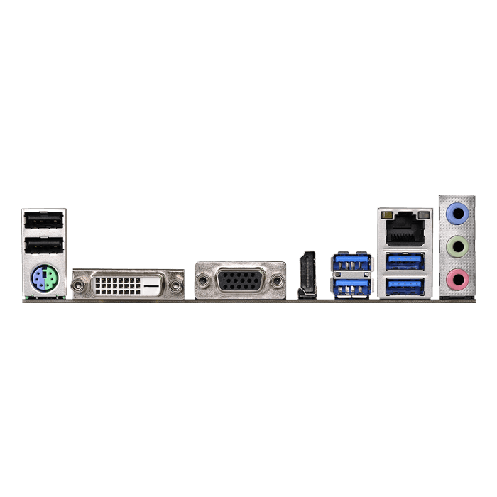 A320M-HDV, AMD A320 Chipset, AM4, HDMI, microATX Motherboard