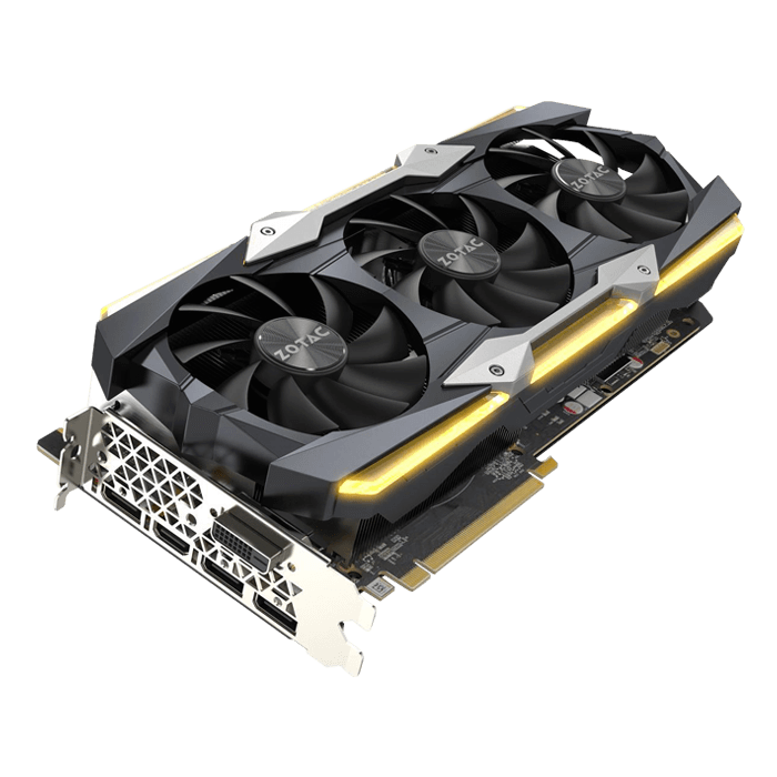 GeForce GTX 1080 Ti AMP Extreme Core Edition, 1607 - 1721MHz, 11GB GDDR5X, Graphics Card