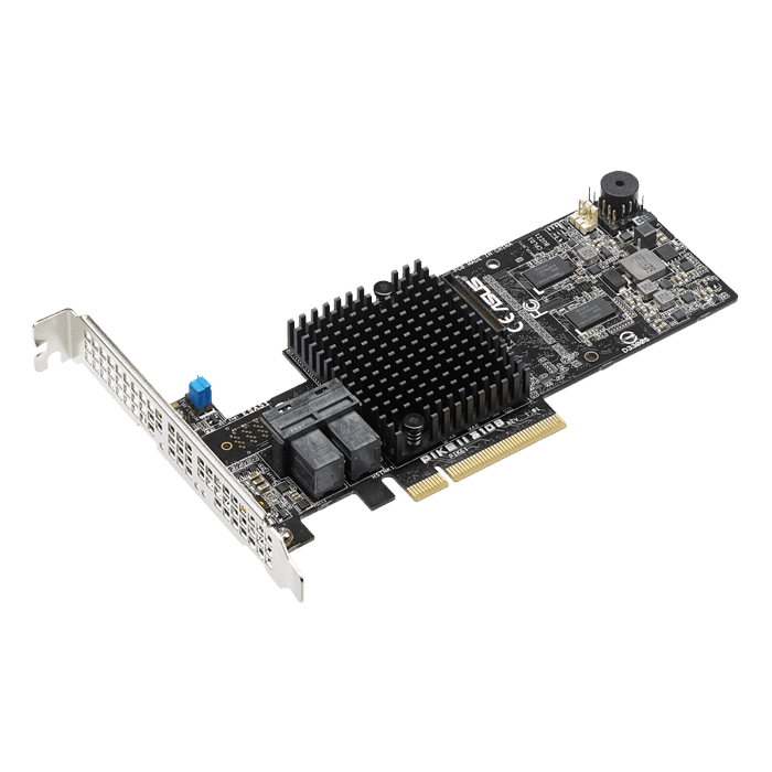PIKE II 3108-8I/240PD, SAS 12Gb/s, 8-Port, PCIe 3.0 x8, Controller with 1GB Cache