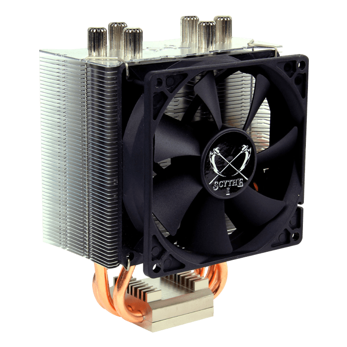 Tatsumi SCTTM-1000B, 146mm Height, Nickel-plated/Copper CPU Cooler