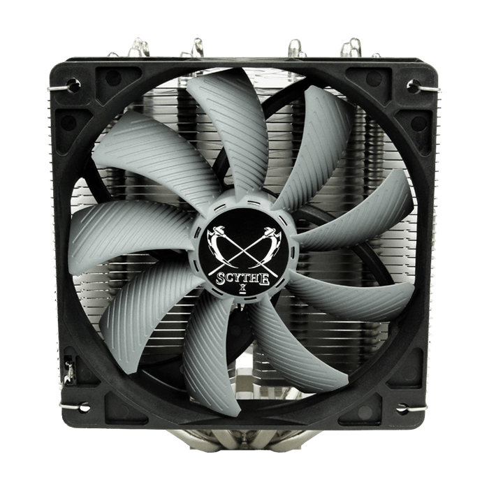Ninja 4 SCNJ-4000, 155mm Height, Nickel-plated/Copper CPU Cooler