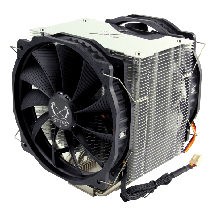 Mugen MAX SCMGD-1000, 161mm Height, Copper/Aluminum CPU Cooler