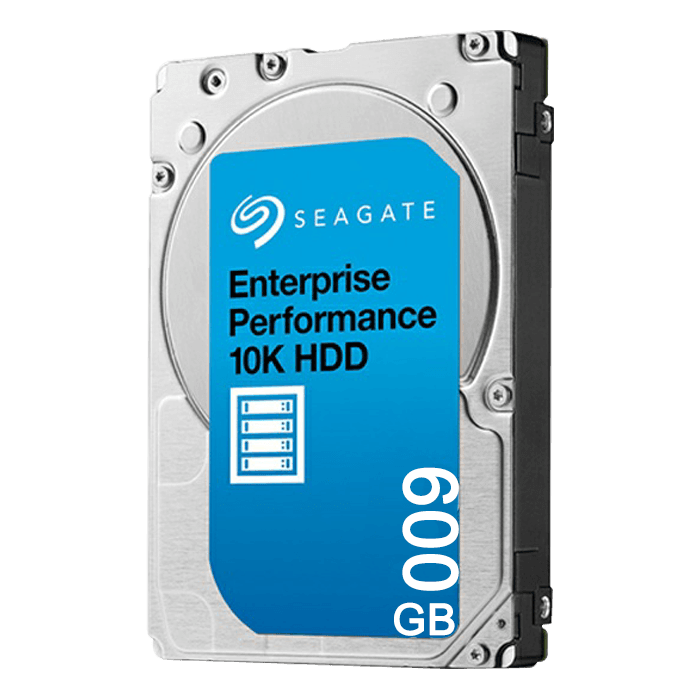 600GB Enterprise Performance 10K ST600MM0109, 10000 RPM, SAS 12Gb/s, 4KN, (eMLC 16GB) 256MB cache, 2.5-Inch SED OEM HDD