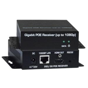9V 1.5A Power Supply. Compatible with ST-IPHD-L/R-2GOPOE