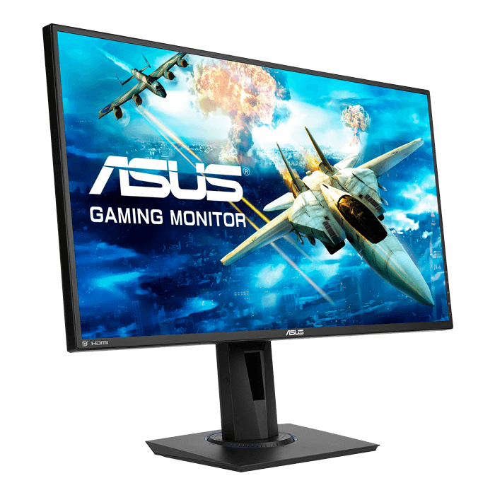 "VG275Q 27"", Full HD 1920 x 1080 TN LED, 1ms, FreeSync, Black LCD Monitor"