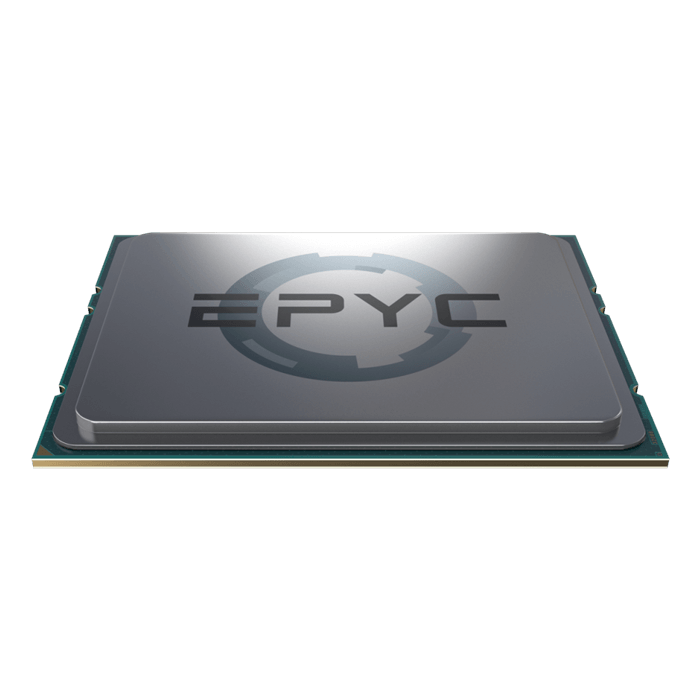 EPYC™ 7301 16-Core 2.2 - 2.7GHz Turbo, SP3, 155/170W, OEM Processor