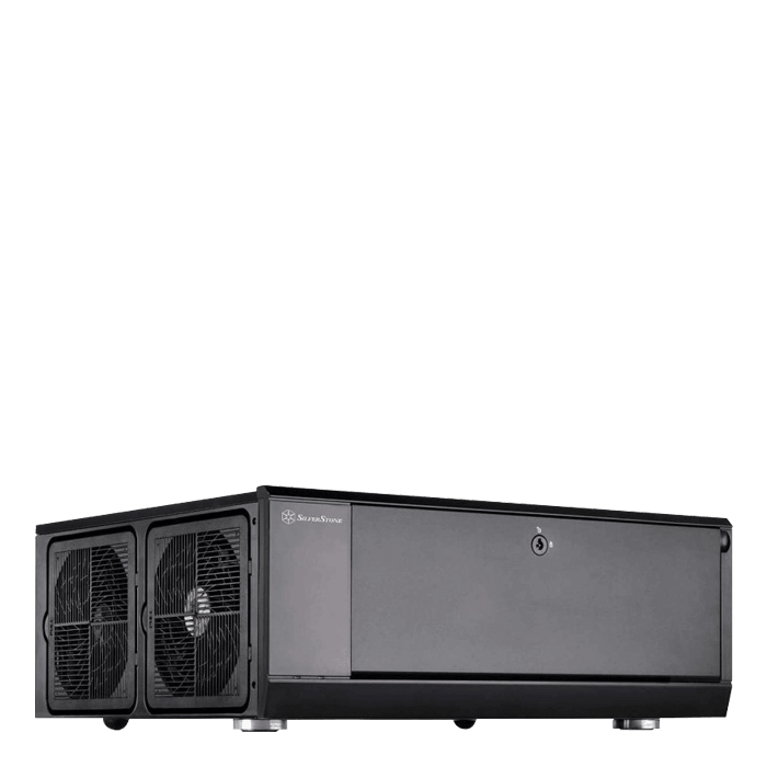 AMD A320 Home Theater PC