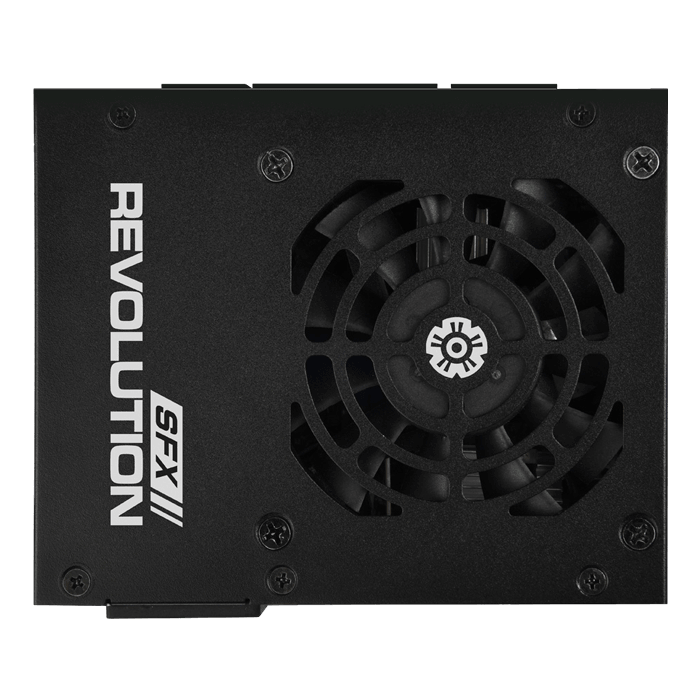 ERV550SWT, 80 PLUS Gold 550W, Fully Modular, SFX Power Supply