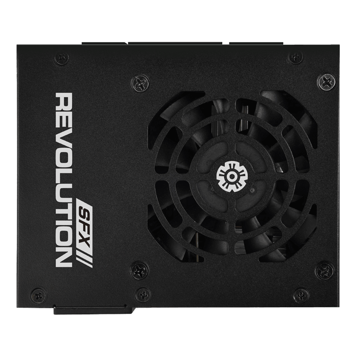 ERV650SWT, 80 PLUS Gold 650W, Fully Modular, SFX Power Supply