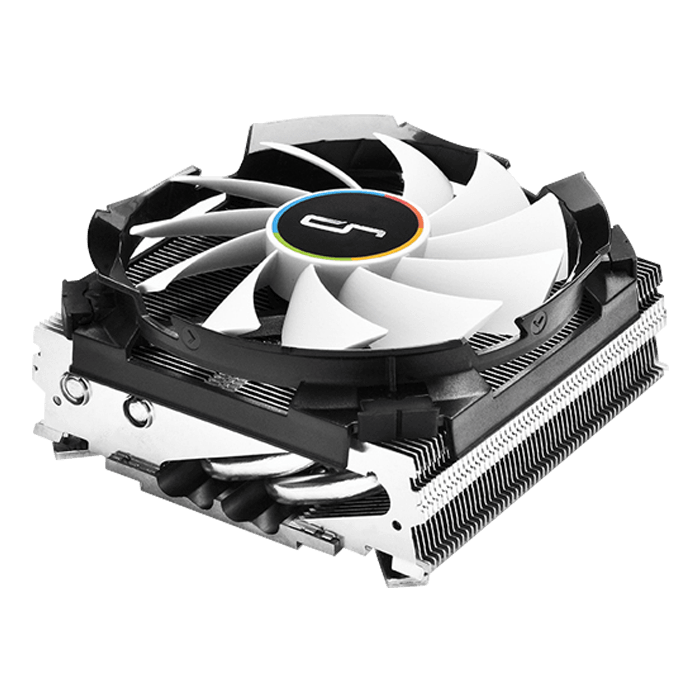 C7, 47mm Height, 100W TDP, Copper/Nickel CPU Cooler