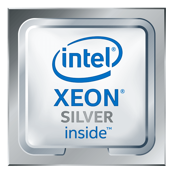 Xeon® Silver 4112 4-Core 2.6 - 3.0GHz Turbo, LGA 3647, 2 UPI, 85W, Processor