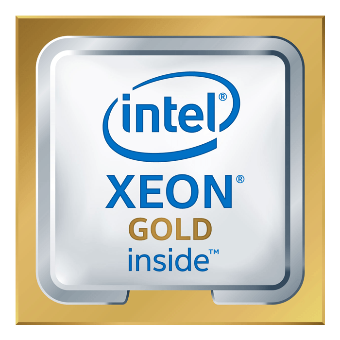 Xeon® Gold 5122 4-Core 3.6 - 3.7GHz Turbo, LGA 3647, 2 UPI, 105W, OEM Processor