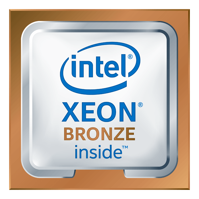 Xeon® Bronze 3106 8-Core 1.7GHz, LGA 3647, 2 UPI, 85W, OEM Processor