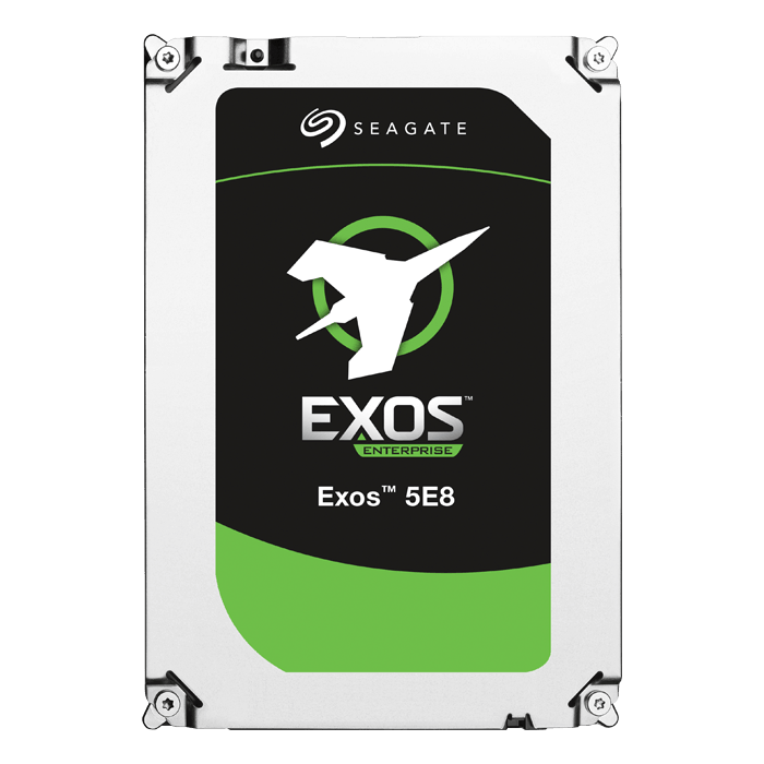 8TB Exos 5E8 ST8000AS0003, 5200 RPM, SATA 6Gb/s, 512e, 256MB cache, 3.5-Inch HDD