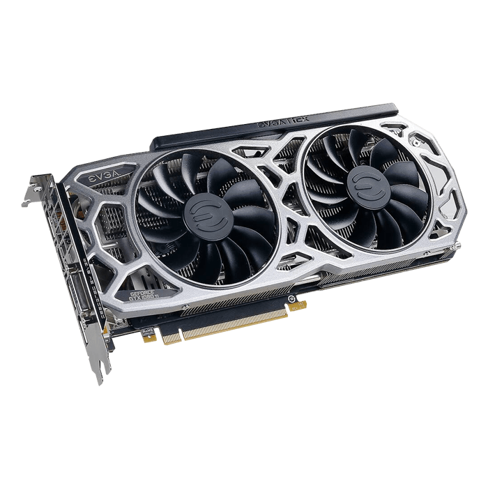 GeForce GTX 1080 Ti iCX GAMING, 1480 - 1582MHz, 11GB GDDR5X, Graphics Card