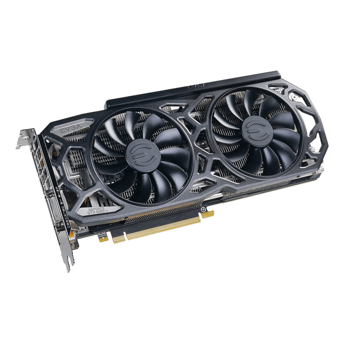 GeForce GTX 1080 Ti Black Edition Gaming, 1480 - 1582MHz, 11GB GDDR5X, Graphics Card