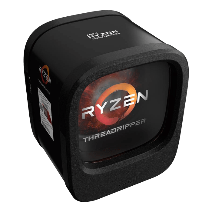 Ryzen™ Threadripper 1920X 12-Core 3.5 - 4.0GHz Turbo, TR4, 180W TDP, Processor