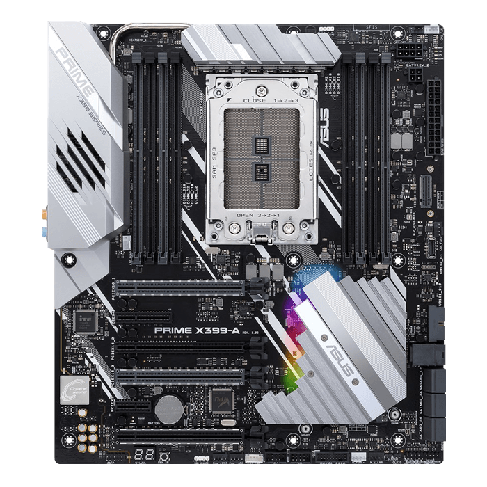 PRIME X399-A, AMD X399 Chipset, TR4, E-ATX Motherboard