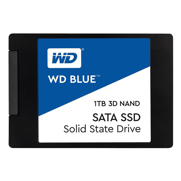 1TB Blue 7mm, 560 / 530 MB/s, 3D NAND, SATA 6Gb/s, 2.5-Inch SSD