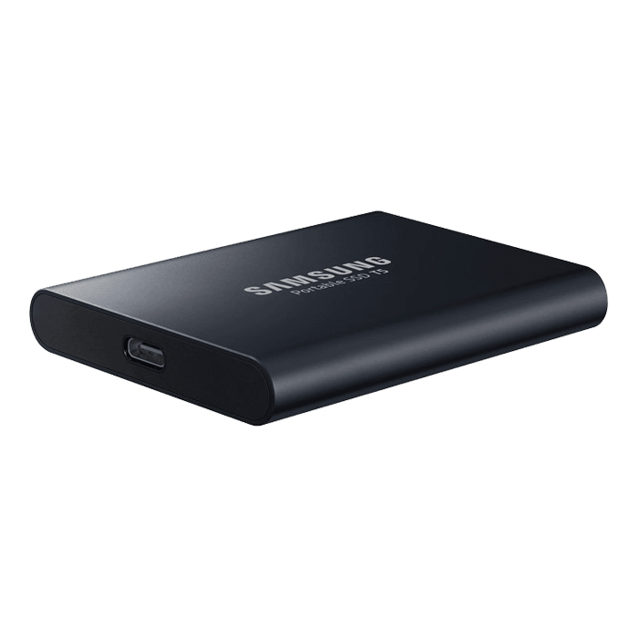 2TB T5 Portable 540 / 515 MB/s, V-NAND, USB 3.1, Retail External SSD