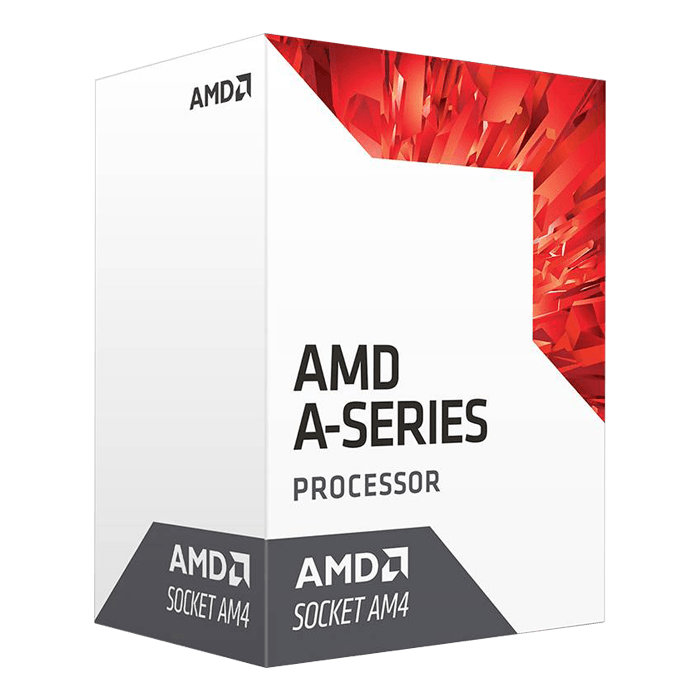 A10-9700E 4-Core 3.0 - 3.5GHz Turbo, AM4, 35W TDP, Processor