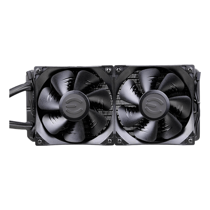 CLC 240, 240mm Radiator, Liquid Cooling System