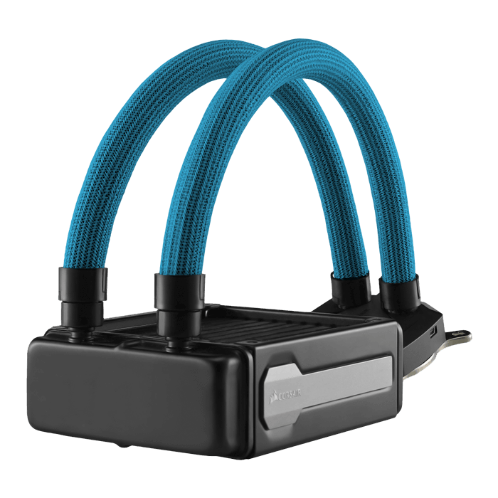 AIO Sleeving Kit Series 1 for Corsair® Hydro Gen 2 - LIGHT BLUE