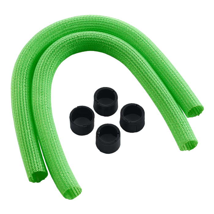 AIO Sleeving Kit Series 1 for Corsair® Hydro Gen 2 - LIGHT GREEN