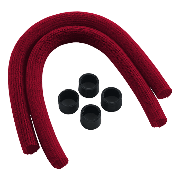 AIO Sleeving Kit Series 1 for Corsair® Hydro Gen 2 - RED