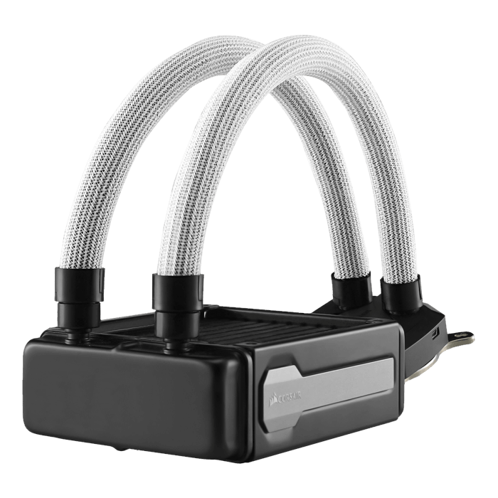 AIO Sleeving Kit Series 1 for Corsair® Hydro Gen 2 - WHITE