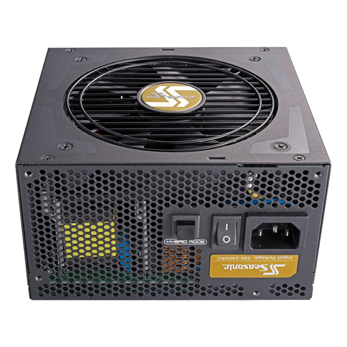 SSR-550FX, 80 PLUS Gold 550W, Fully Modular, ATX Power Supply