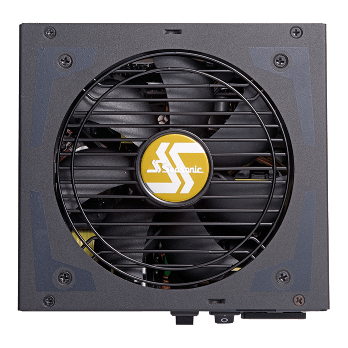 SSR-750FX, 80 PLUS Gold 750W, Fully Modular, ATX Power Supply