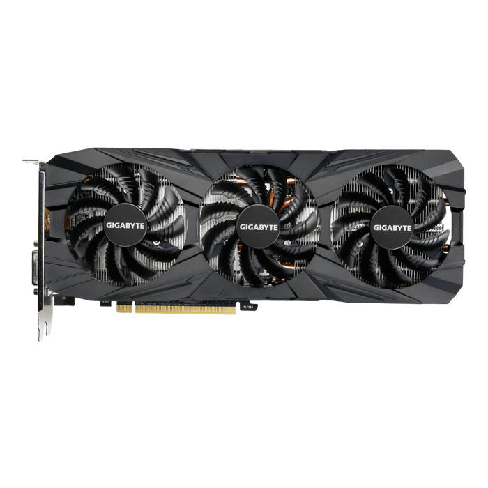 GeForce GTX 1080 Ti Gaming OC Black, 1518 - 1657MHz, 11GB GDDR5X, Graphics Card