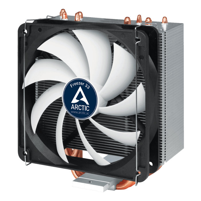 Freezer 33, 150mm Height, 150W TDP, Copper/Aluminum CPU Cooler