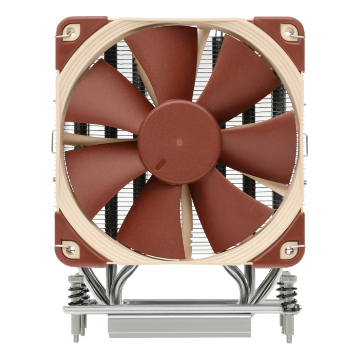 NH-U12S TR4-SP3, 158mm Height, 180W TDP, Copper/Aluminum CPU Cooler