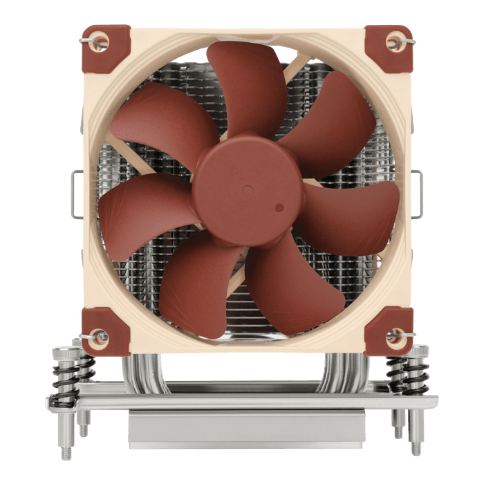 NH-U9 TR4-SP3, 125mm Height, 180W TDP, Copper/Aluminum CPU Cooler