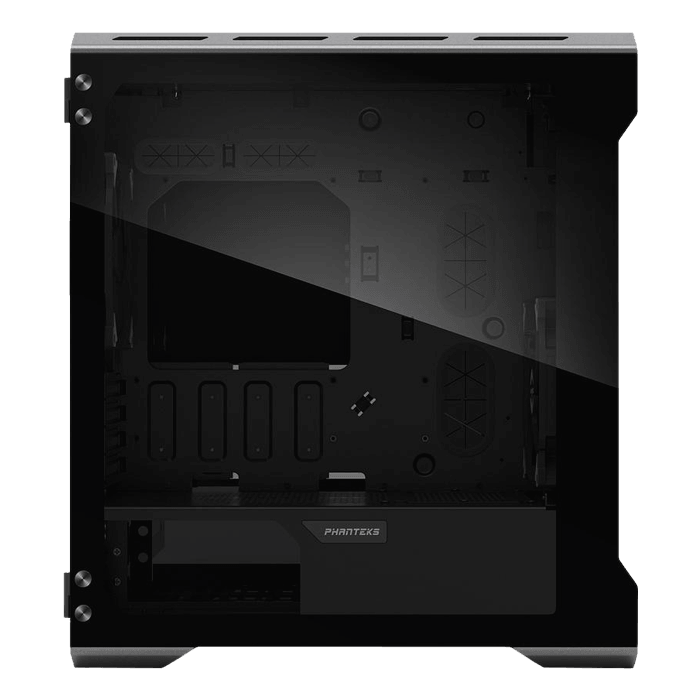 Enthoo Series Evolv MATX Tempered Glass, No PSU, microATX, Grey, Mini Tower Case
