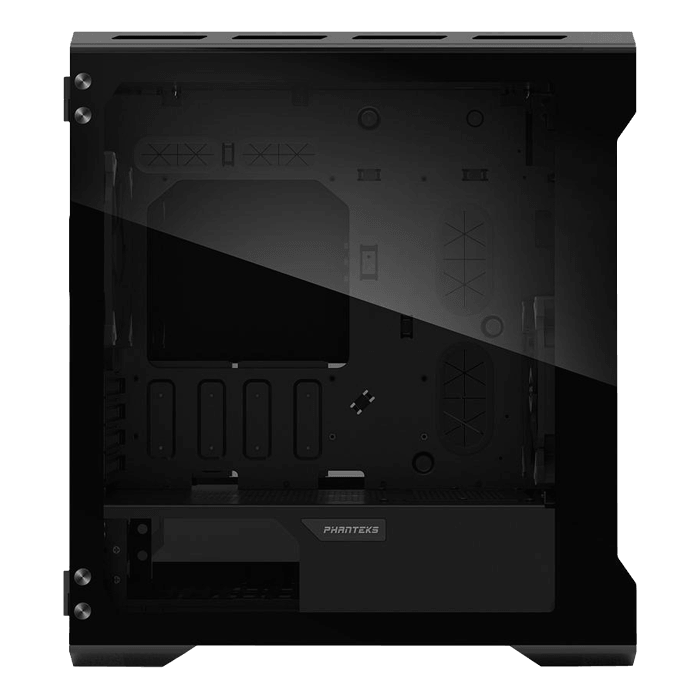 Enthoo Series Evolv MATX Tempered Glass, No PSU, microATX, Black, Mini Tower Case