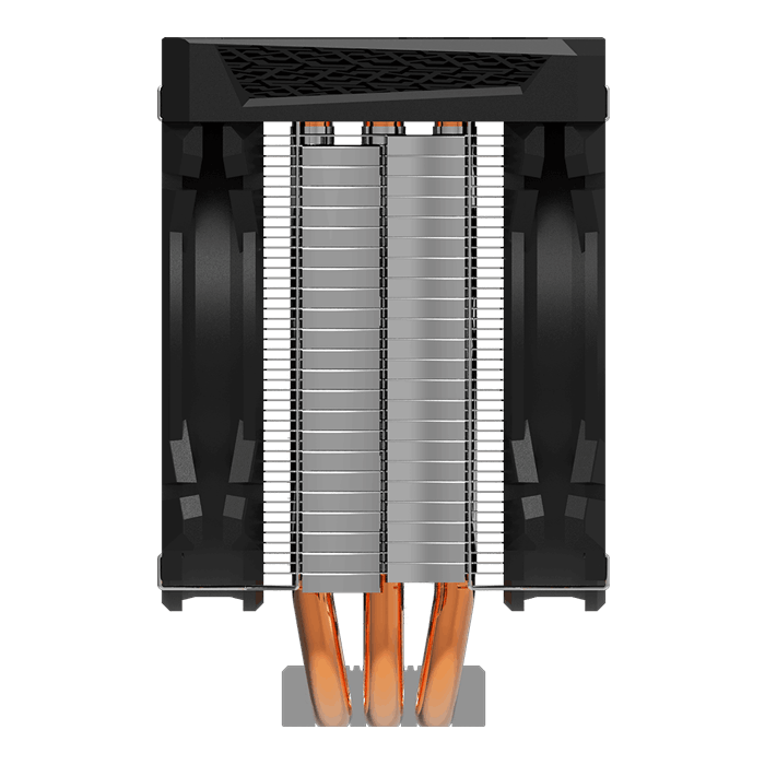ATC700, 169mm Height, 200W TDP, Copper/Aluminum CPU Cooler