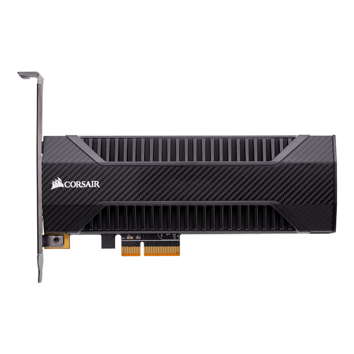 800GB Neutron NX500 1/2 Height, 3000 / 2400 MB/s, NAND MLC, PCIe 3.0 x4 NVMe, AIC Retail SSD
